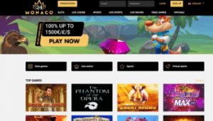 24monaco homepage