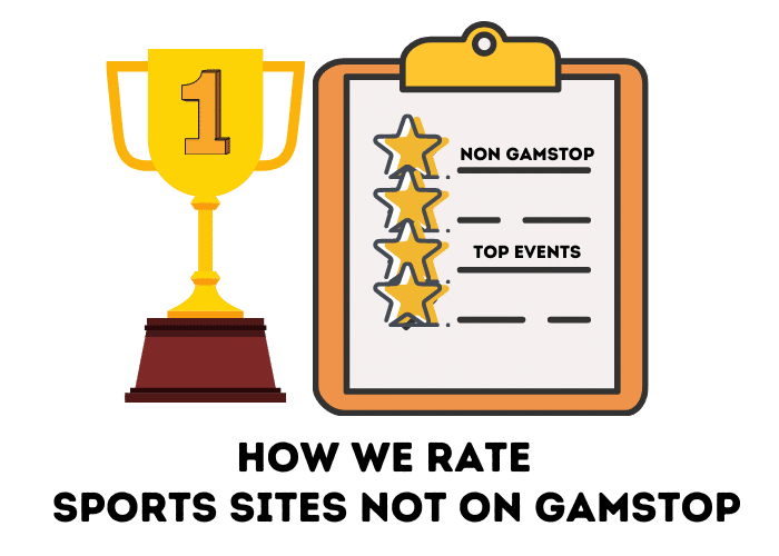sports sites not on gamstop ranking