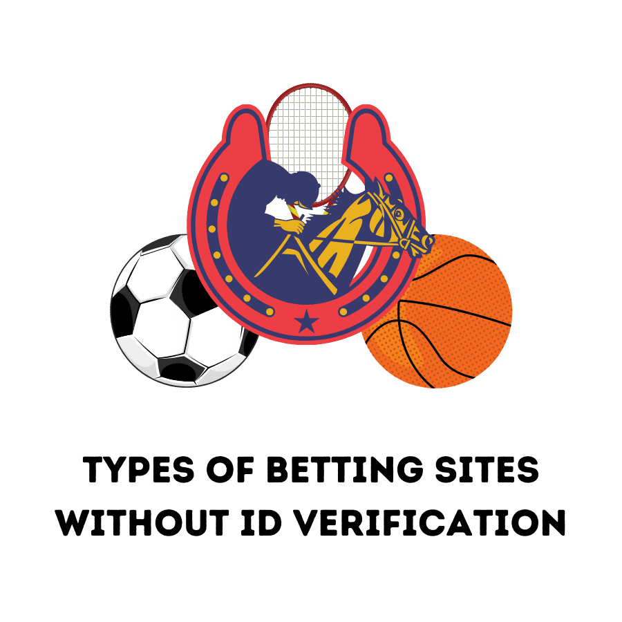types of no id bookmakers