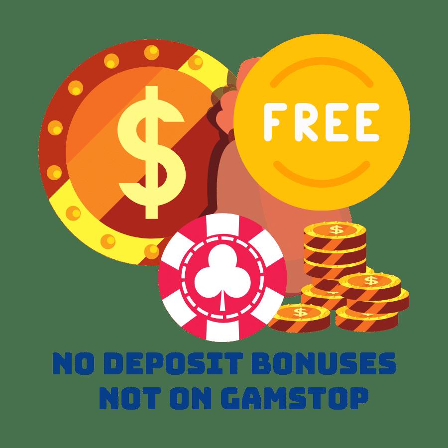 no deposit bonus not on gamstop